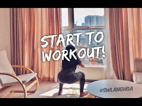 Tập luyện TỪ CON SỐ KHÔNG - How to start Calisthenics - Street Workout