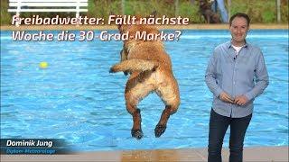 Hitze im Anmarsch: Nach Ostern könnte der Sommer Vollgas geben! (Mod.: Dominik Jung)