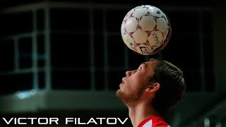 Виктор Филатов в сезоне 2017/2018. Victor Filatov | goals and skills