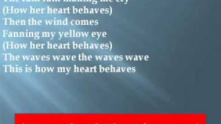 Feist - How My Heart Behaves Lyrics