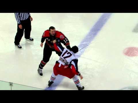 Alexandre Beauregard vs Doug Clarkson