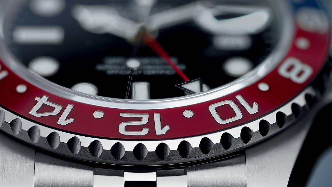 Rolex GMT-Master II 40 mm 126710 Steel Pepsi