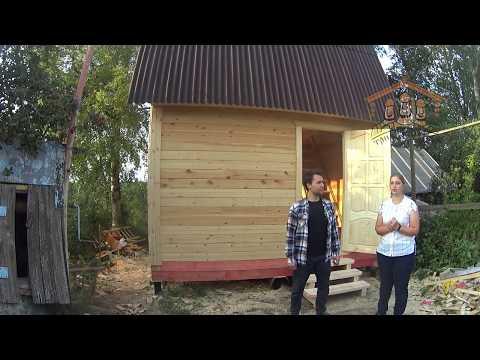 Шматов В.И. - видеоотзыв о строительстве