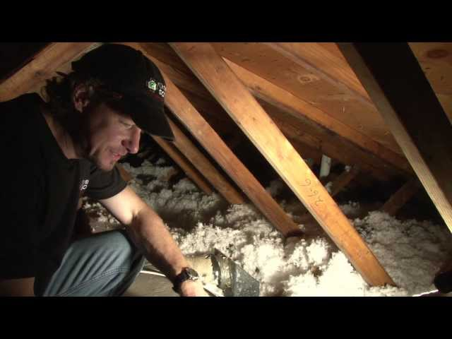 This article describes two reasons that home owners insulated the HVAC ducts in their home....