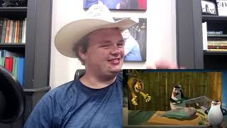 Film Theory: The Deadly Truth Of Madagascar (Madagascar Movie) Reaction