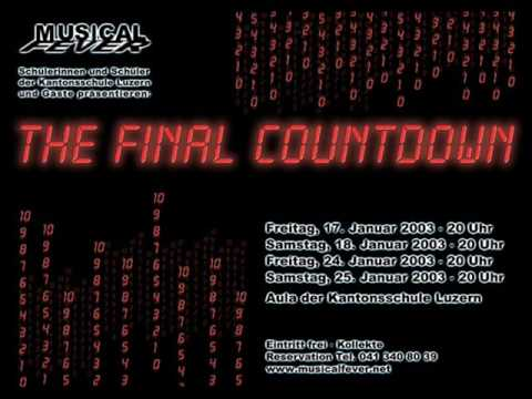 Final Countdown (techno Remix) Mp3