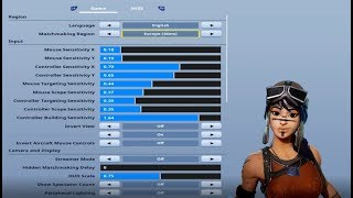 fortnite best sensitivity ps4 免费在线视频最佳电影电视节目 best controller sensitivity - best controller sensitivity for fortnite xbox season 8