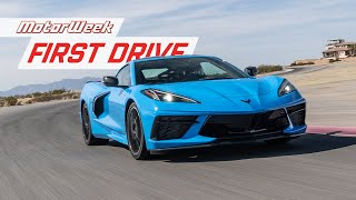 Taking the 2020 Corvette Stingray on the Track for the First Time | MotorWeek First Drive