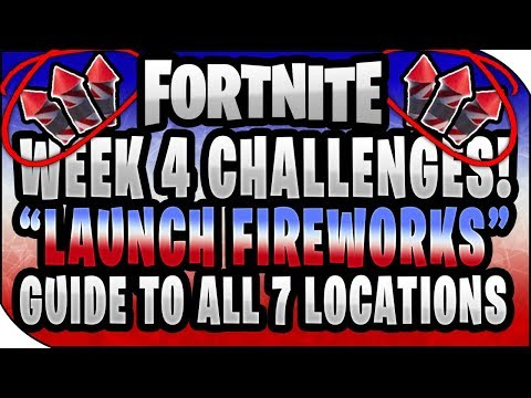 Download Launch Fireworks All 3 Locations Season 7 Week 4