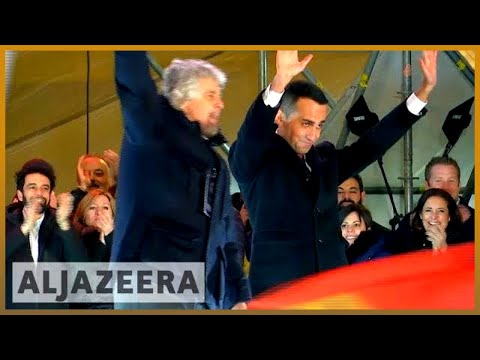 🇮🇹 Italy election: Five Star Movement vows to not form coalition | Al Jazeera English
