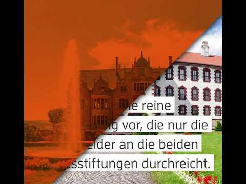 Keine Experimente –Die Stiftung Thüringer Schlösser und Gärten muss erhalten bleiben