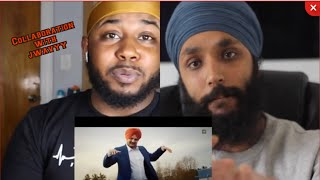 It's All About You | Sidhu Moosewala | REACTION | FT @jwavyy