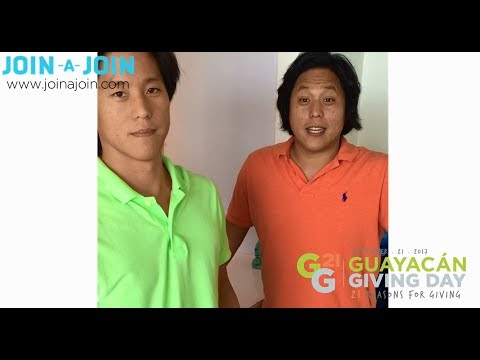 Guayacán Giving Day presenta Mike Leung & Steve Leung de Join a Join y sus razones para dar