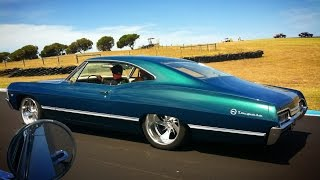 INSIDE GARAGE: Ryans 67 Chevy Impala