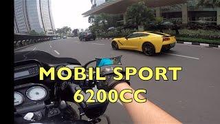Test Knalpot Vance & Hines - Indonesia Banyak Mobil Sport Langka !