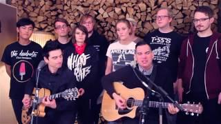 Anti-Flag – Brandenburg Gate @ Kaputtmacher Sessions