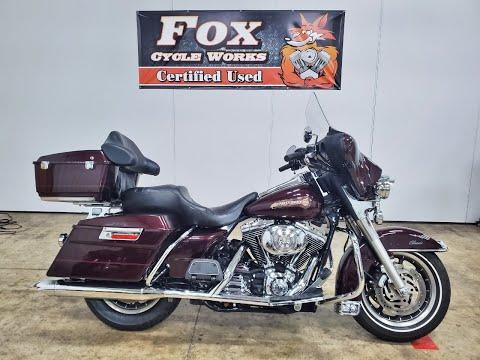 2006 Harley-Davidson Electra Glide® Classic in Sandusky, Ohio - Video 1