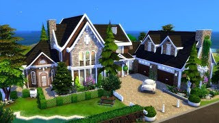 The Sims 4 || Speed Build || Blossom Hill