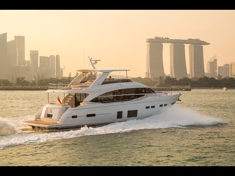 Princess 75 Motor Yachtvideo