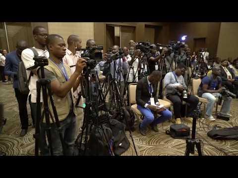 Conférence de presse de la Déclaration préliminaire - Bamako - 14 août 2018