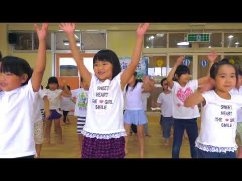 日本全国でレッツ☆うみダンス in 筒井保育園のみなさん