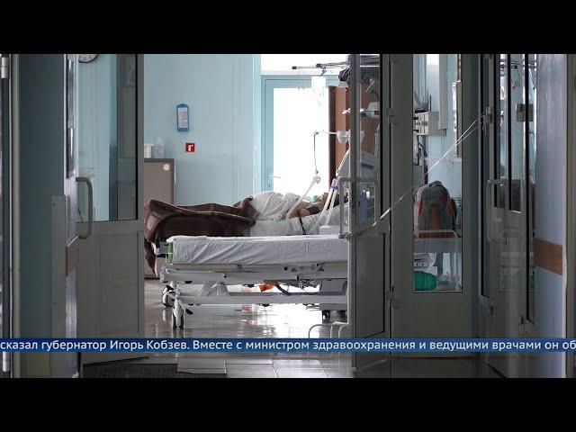 Губернатор Приангарья обсудил возможности местной системы здравоохранения