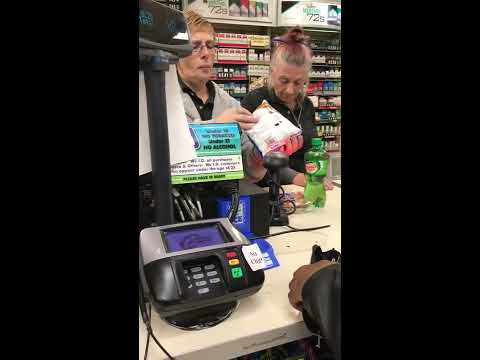 Gas Station Clerks High on Heroin