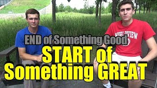 End of Something Good, Start of Something Great | Mercer & Mogilevsky Show