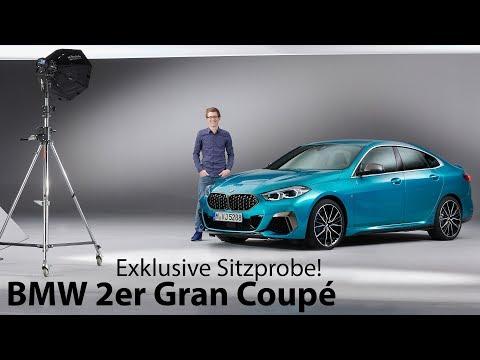 2020 BMW 2er Gran Coupé (F44) Sitzprobe / Design trifft Alltagsnutzen - Autophorie