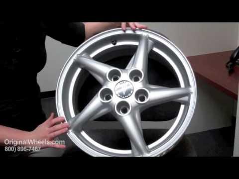 Solstice Rims & Solstice Wheels - Video of Pontiac Factory, Original, OEM, stock used rim Co.