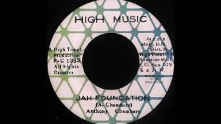 ANTHONY CHAMBERS - Jah Foundation [1982]