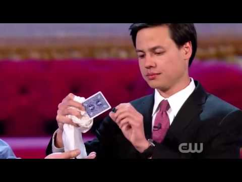 Not Only a Magician, This Guy is So Funny!