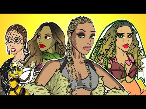 Beyoncé Cartoons (PARODY COMPILATION)
