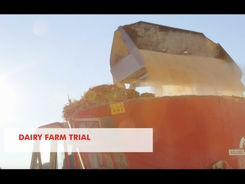 Real World Testing for Shell ROTELLA® - Dairy Farm Trial