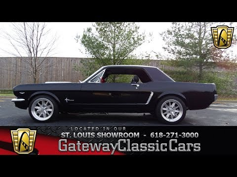 Video of 1965 Mustang - $40,995.00 - MH00