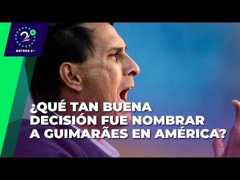 America: ¿Que tan buena decision fue nombrar a Alexandre Guimaraes?