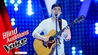 อั๋น   Paris In The Rain   Blind Auditions   The Voice Thailand 2018   3 Dec 2018