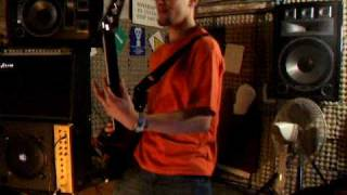 Video Mirek hraje na kytaru