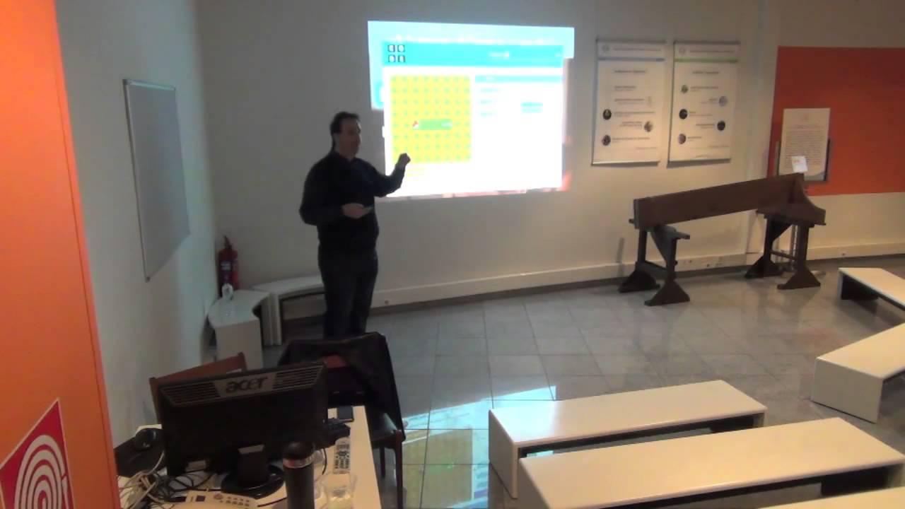 «Εκπαίδευση στη διαχείριση των διαμαχών μέσα από ένα ηλεκτρονικό παιχνίδι».