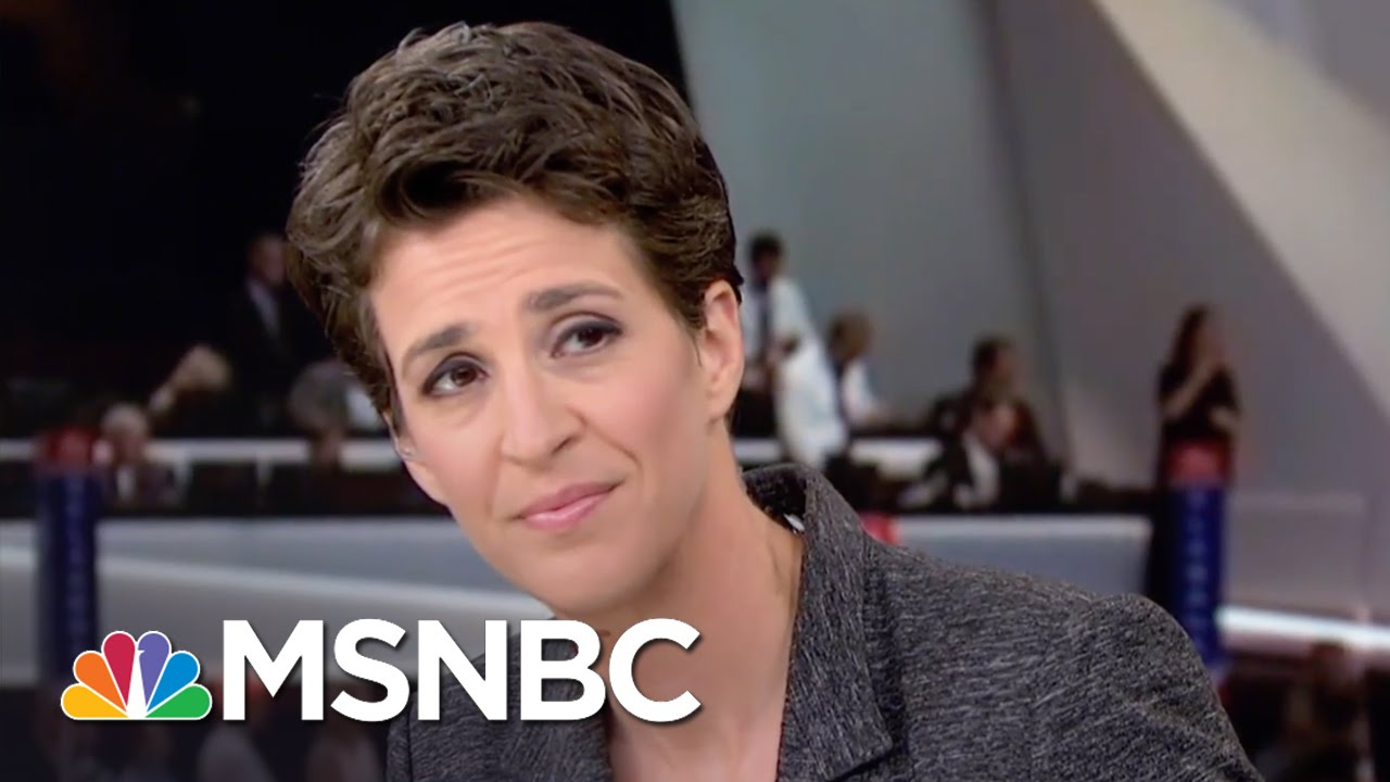 Rachel Maddow: RNC's Openly-Gay Speaker Peter Thiel A 'Tough Nut' | MSNBC thumbnail