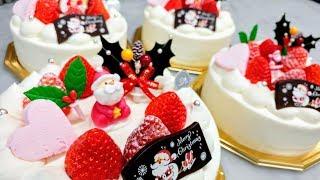 密着24時!クリスマスのケーキ屋さんは戦場?or天国?