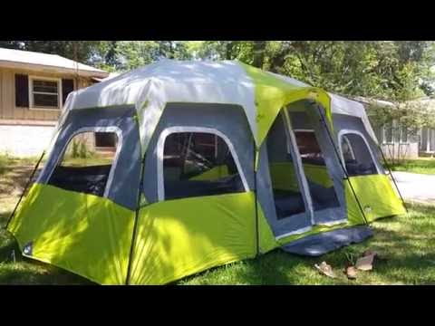 Core Equipment 12 Person Instant Tent Review
