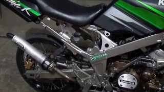 Harga Ninja R 150 Tune by Hansel Motor Padang 2014