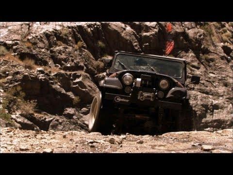 Death Valley 4×4 Challenge Part 1 | Top Gear USA | Series 2
