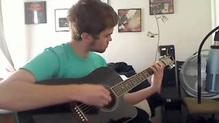 Death Cab for Cutie - I Was a Kaleidoscope (Cover by Kyle)