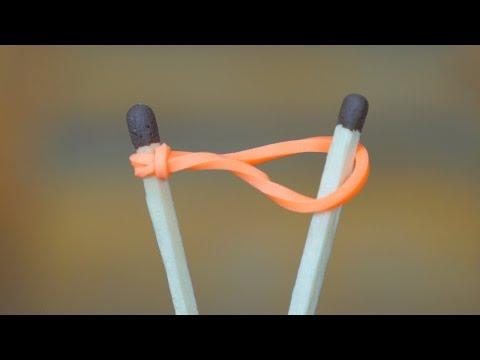 Der Gummiband-Trick