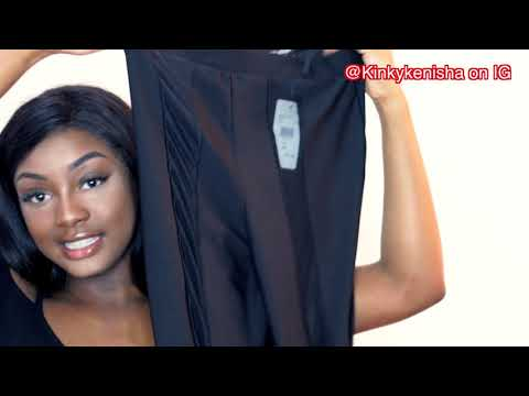Fashion Nova Try On Haul | Size 9 Jeans