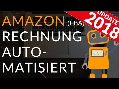 easybill für Amazon einrichten: automatische Rechnung erstellen (fba / fbm) 2019