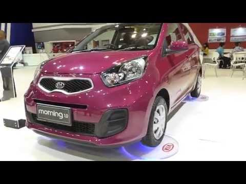 IIMS 2014, KIA Morning 1.0 (Exterior & Interior) View