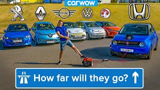 We drove these new electric cars until they DIED!